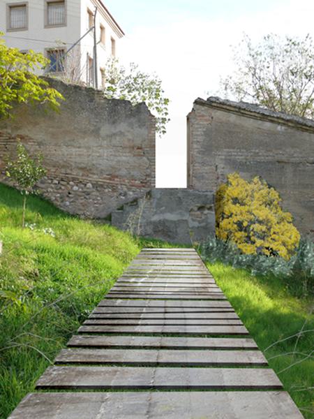 Rehabilitaci n jardines de cartuja grell for Jardines de la cartuja